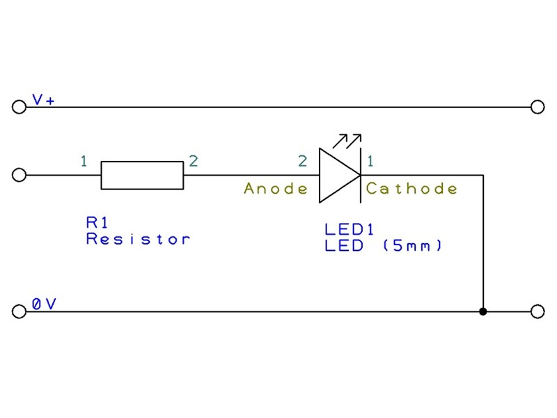 Kx 3062 Bicolour Led Circuit Creator Picaxe Wiring Diagram