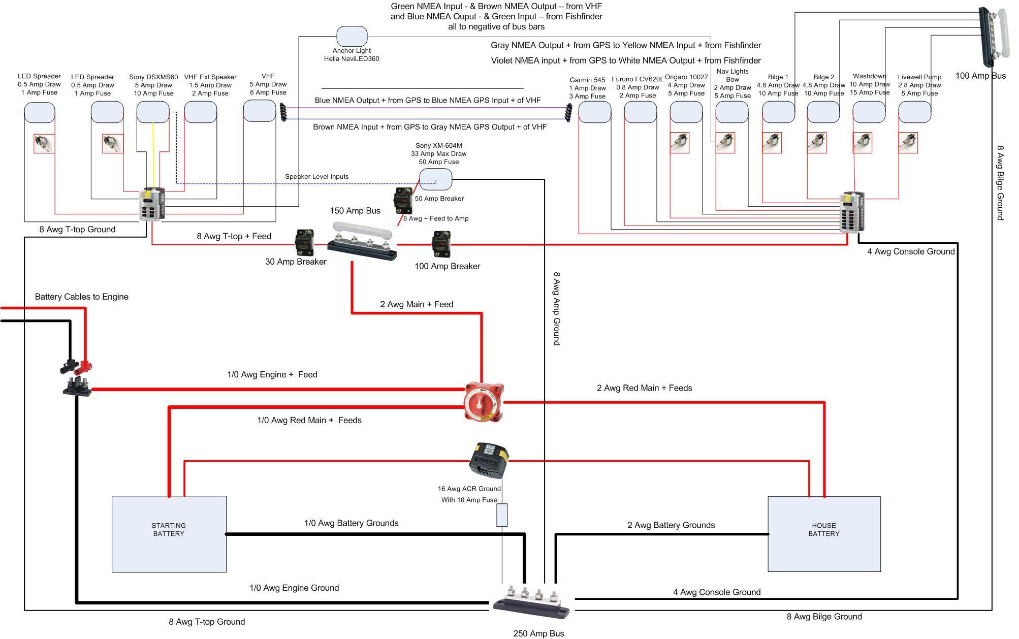 Rc 3617  Boat Gauge Wiring Diagram Wiring Diagram