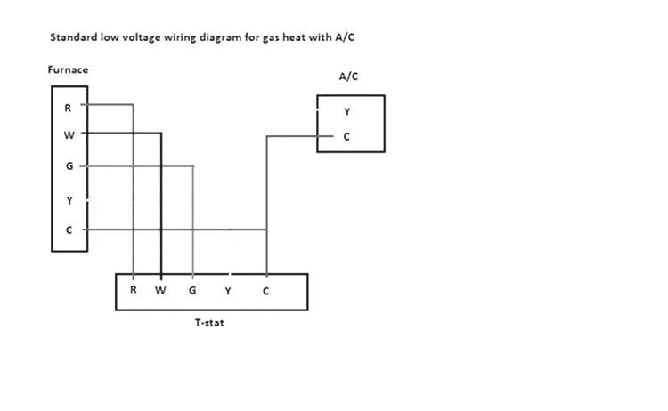 Lt 6798 Basic Wiring For Gas Furnace