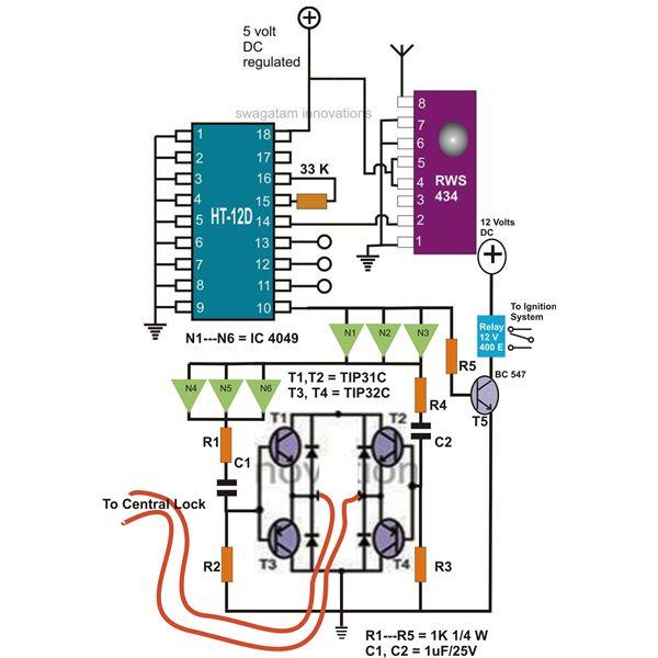 EF_6802] Toys Radio Remote Control Receivier Decoding Circuit Remotecontrol  Free DiagramAriot Ultr Mohammedshrine Librar Wiring 101
