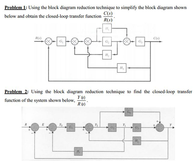 NT_7715] Block Diagram Reduction Examples And SolutionsJidig Kapemie Mohammedshrine Librar Wiring 101
