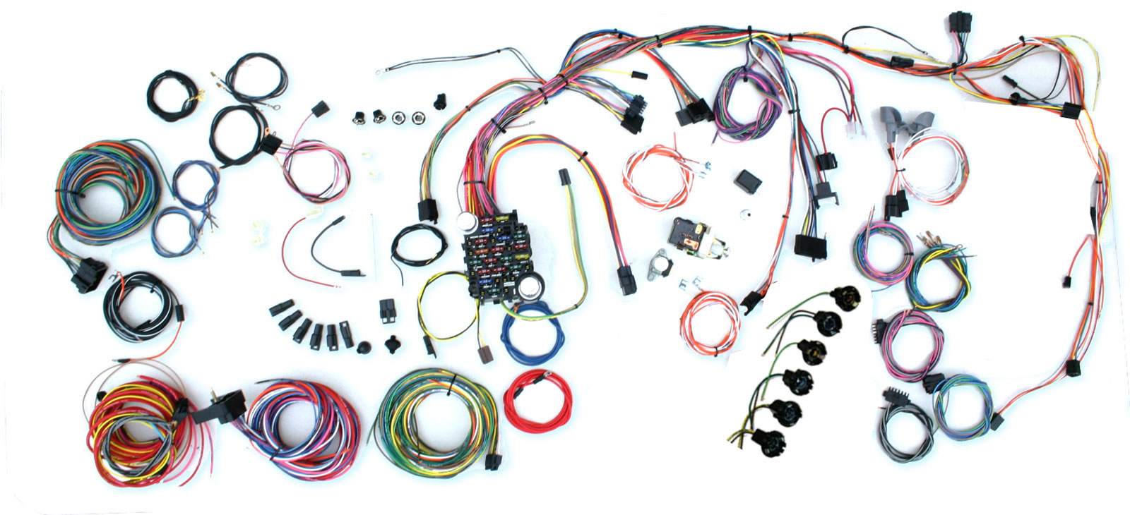 Fy 6892  Classic Wiring Harness Wiring Diagram