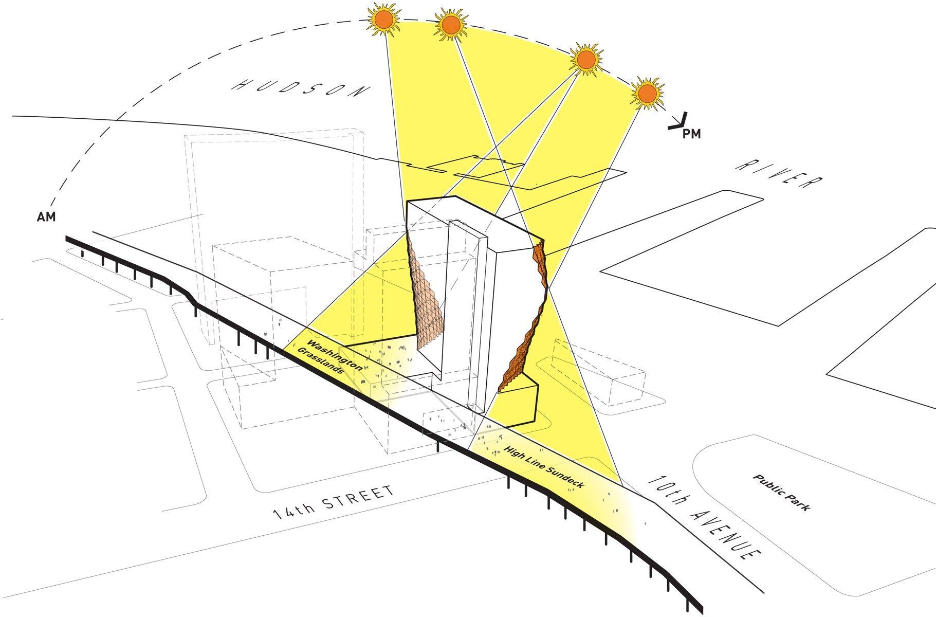 Enjoyable Solar Carve Tower Studio Gang Architects Archdaily Wiring Cloud Filiciilluminateatxorg
