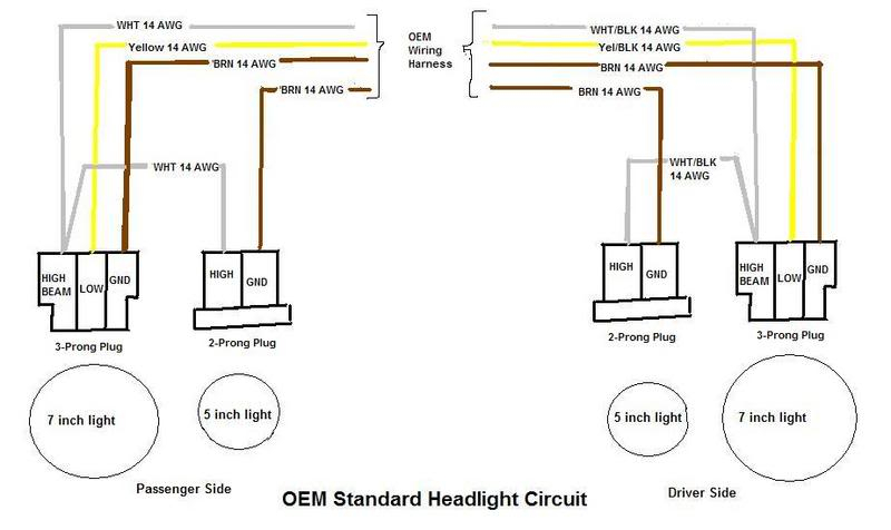 Mm 8816  Relay Wiring For Headlights Schematic Wiring