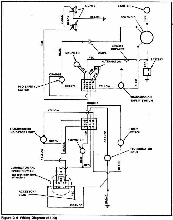 Simplicity Legacy Wiring Diagram