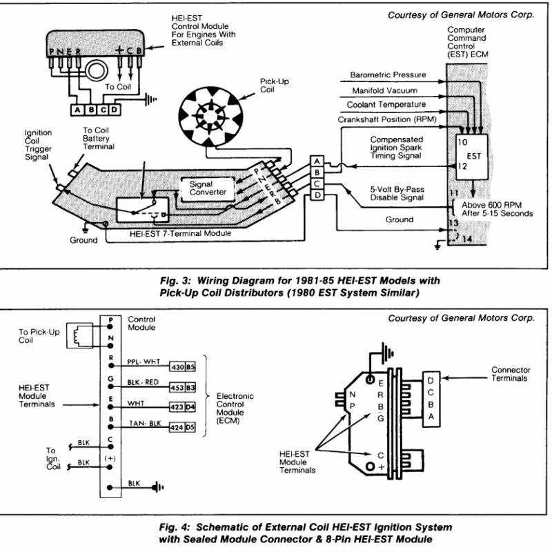 chevy hei distributor wiring diagram 5 7l chevy electronic ignition wiring diagram wiring diagram e6  5 7l chevy electronic ignition wiring