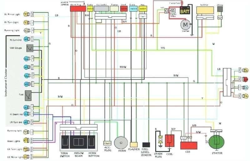 tao tao ata 110 wiring diagram  1 line wiring diagram