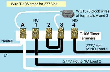 HT_4866] Timer Wiring With Switch On Eco Pump Timer Switch Wiring Diagrams  In