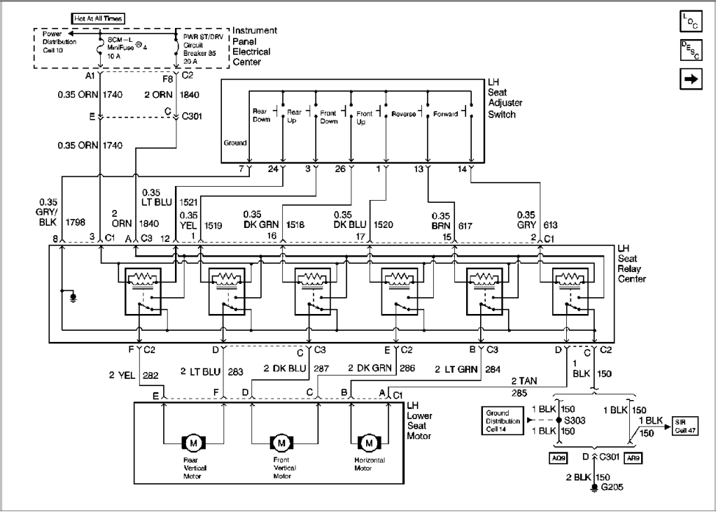 1991 Corvette Wiring Diagram : Diagram 1991 Corvette Ac ...