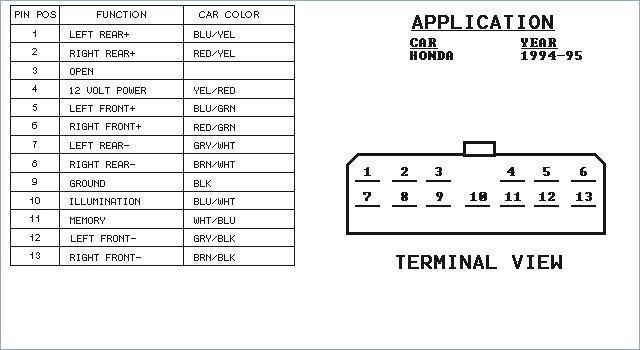 97 honda accord radio wiring diagram - wiring diagrams auto tool -  tool.moskitofree.it  moskitofree.it