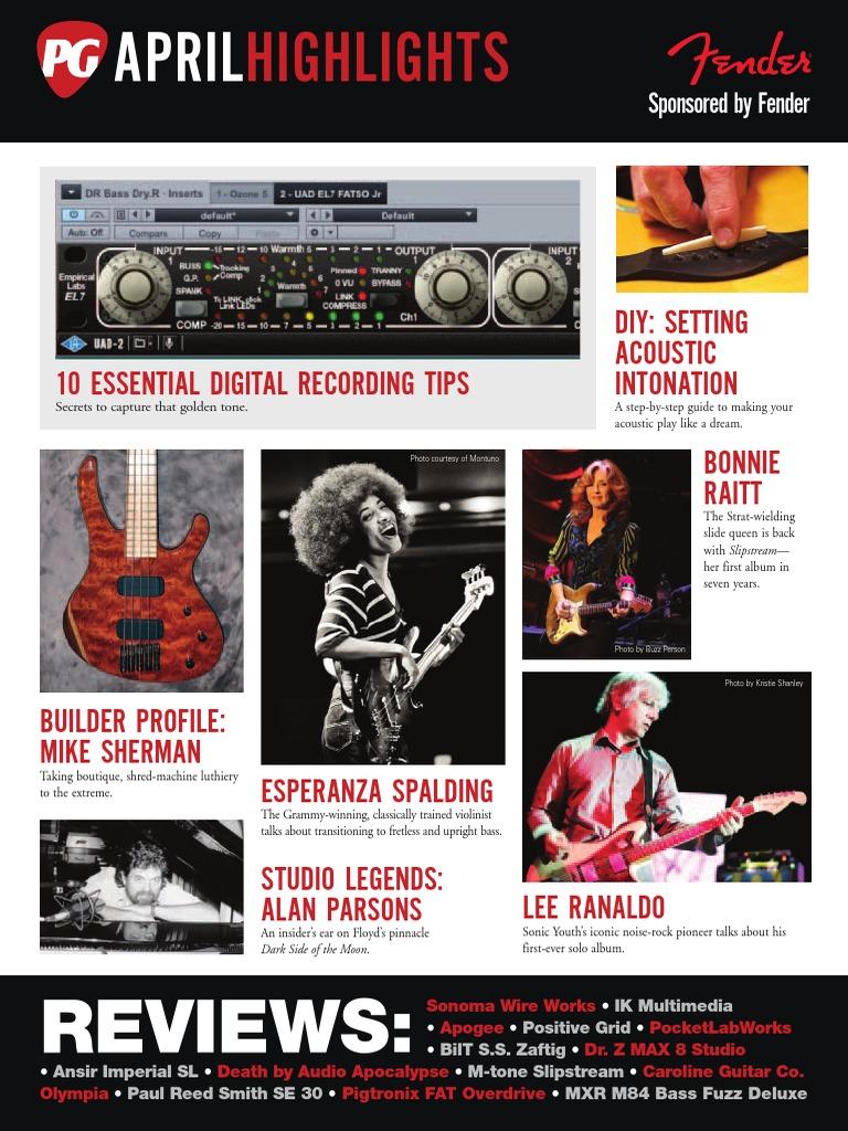 Pleasing April 2014 Premier Bass Guitar Irish Musical Instruments Wiring Cloud Domeilariaidewilluminateatxorg