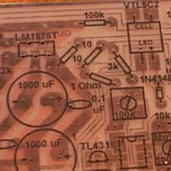 Wondrous Make Pcbs At Home With Magazine Paper And Your Laser Printer Wiring Cloud Hemtshollocom