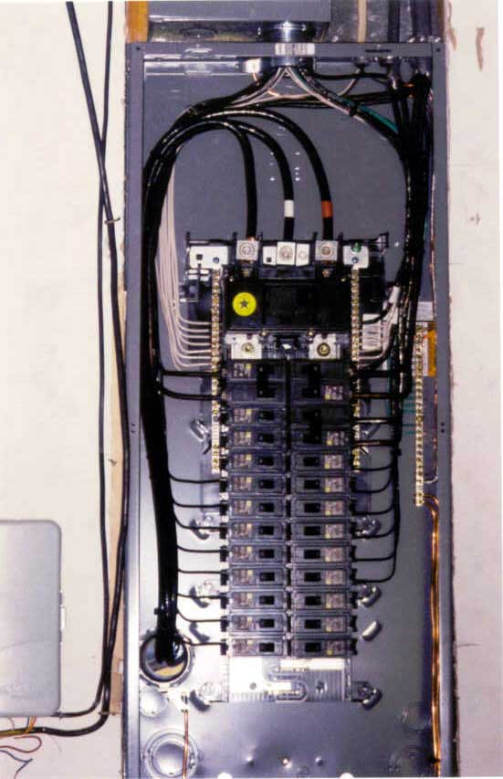 150 amp homeline breaker box wiring diagrams ze 9544  wiring a new service panel schematic wiring  wiring a new service panel schematic wiring