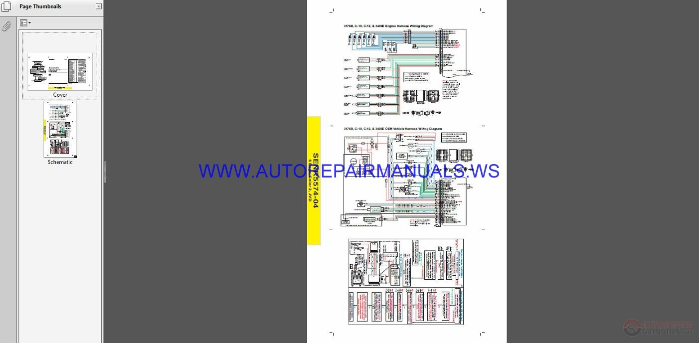 no_2571] cat 3176 electrical wiring diagrams download diagram  hone lline garna mohammedshrine librar wiring 101
