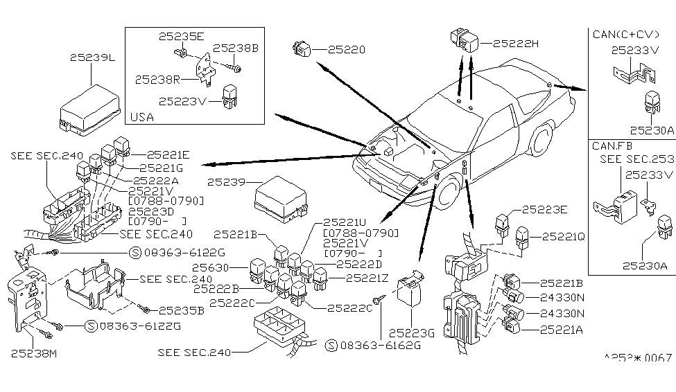 1989 Nissan 240sx Engine Diagram 2 Lights One Switch Diagram Begeboy Wiring Diagram Source