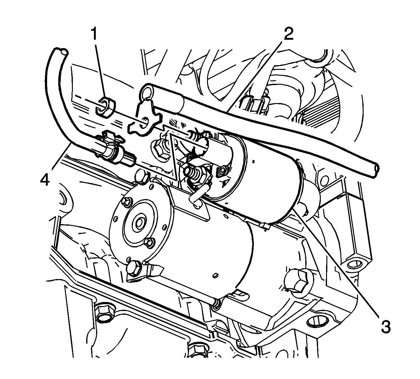 2009 Chevy Cobalt Alternator Wiring Diagram - Wiring Diagram