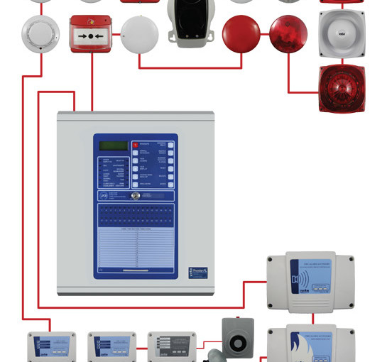 sb8575 fire alarm systems typical wiring diagram zeta