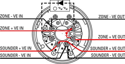 DT_7296] System Sensor Smoke Detector Wiring Diagram Schematic WiringMinaga Winn Papxe Mohammedshrine Librar Wiring 101