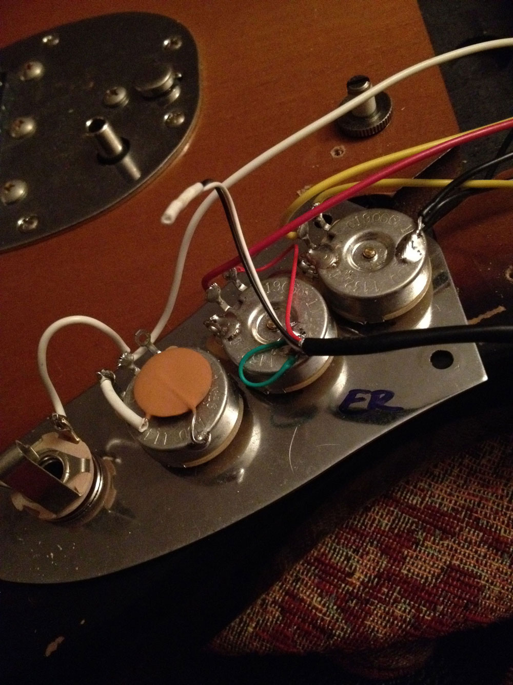 ZE_4360] Kurt Cobain Fender Jaguar Wiring Diagram Schematic WiringOnom Xolia Xaem Mohammedshrine Librar Wiring 101