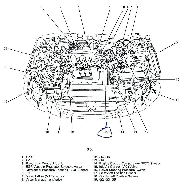 2004 Mazda 6 Headlight Wiring Diagram - Collection ...
