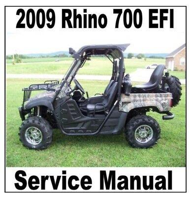 Cm 2074 08 Yamaha Rhino 700 Efi Wiring Diagram Free Picture Free Diagram