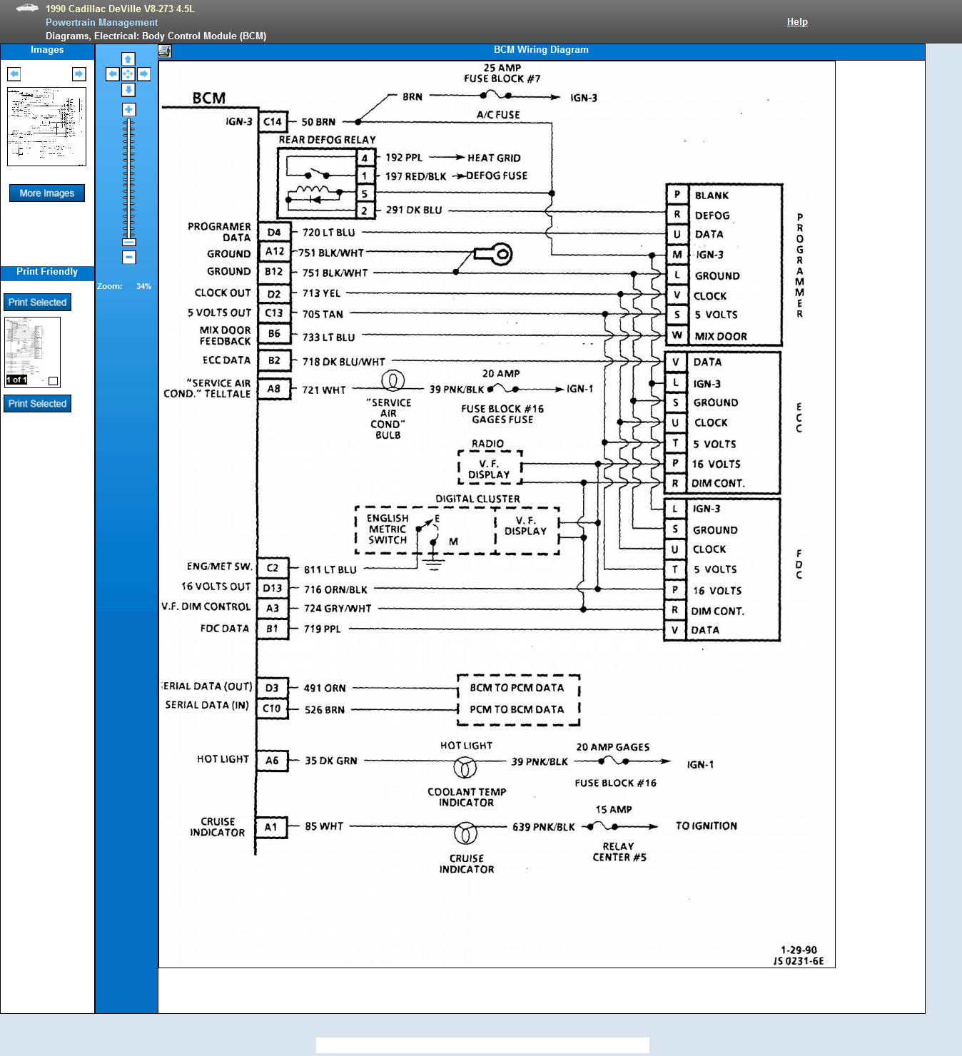 Wiring Diagram Ecc