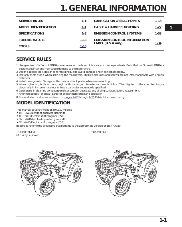 Yo 6178 2006 Honda 350 Rancher Engine Diagram Wiring Diagram