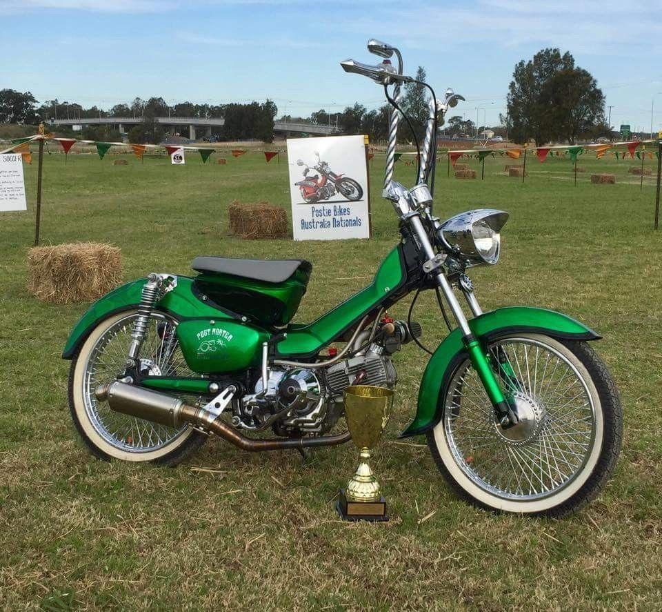 Fo 9260 Honda Trail Bike 50cc Ebay