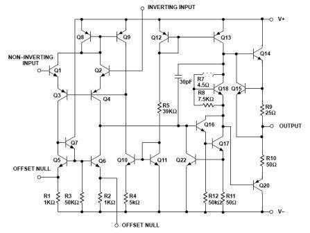 KZ_2343] Philips Ic741 General Purpose Op Amps Datasheet Free DiagramAttr Salv Mohammedshrine Librar Wiring 101