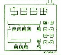 1994 3000gt fuse diagram 3000gt fuse diagram wiring diagrams posts  3000gt fuse diagram wiring diagrams posts