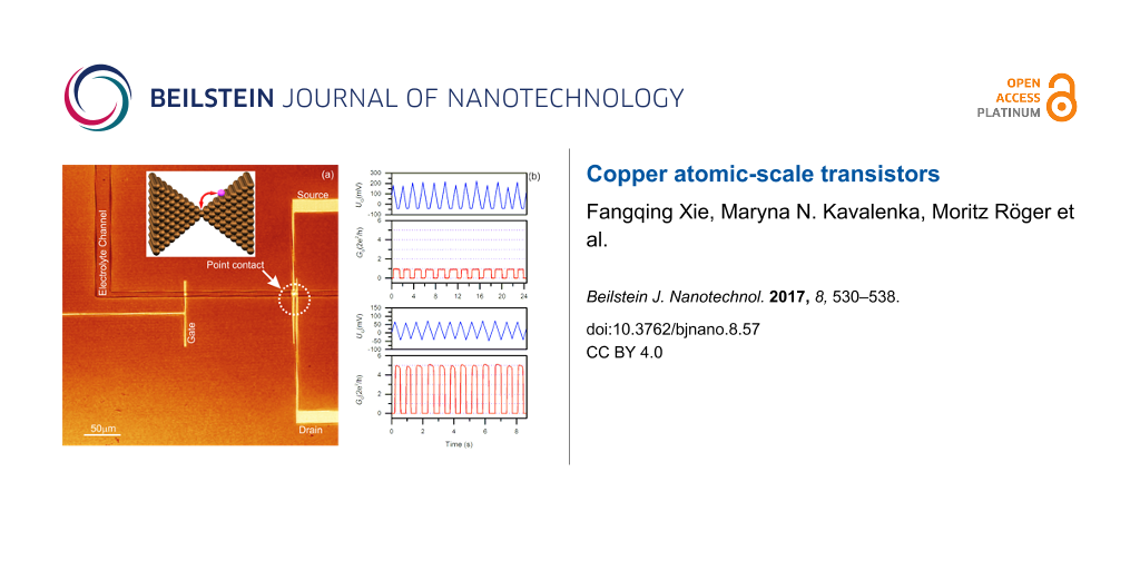 Pleasing Copper Atomic Scale Transistors Wiring Cloud Hemtshollocom
