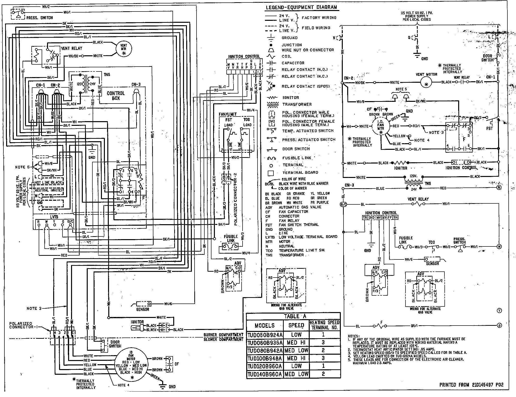 Electric Furnace Thermostat Wiring Diagram from static-assets.imageservice.cloud