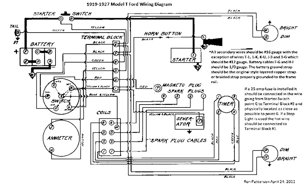 True Freezer Model T 23f Wiring Diagram