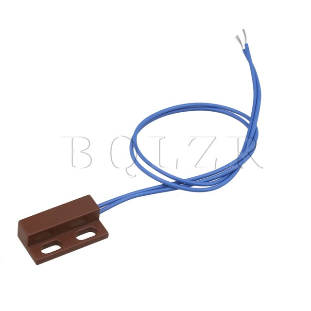 Awesome Bqlzr Ac220V Nc Magnetic Door Window Reed Switch Normally Closed Wiring Cloud Picalendutblikvittorg