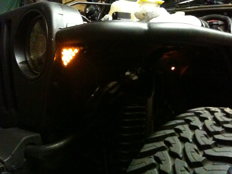 Superb Led Turn Signal Installation Jeepforum Com Wiring Cloud Hisonepsysticxongrecoveryedborg