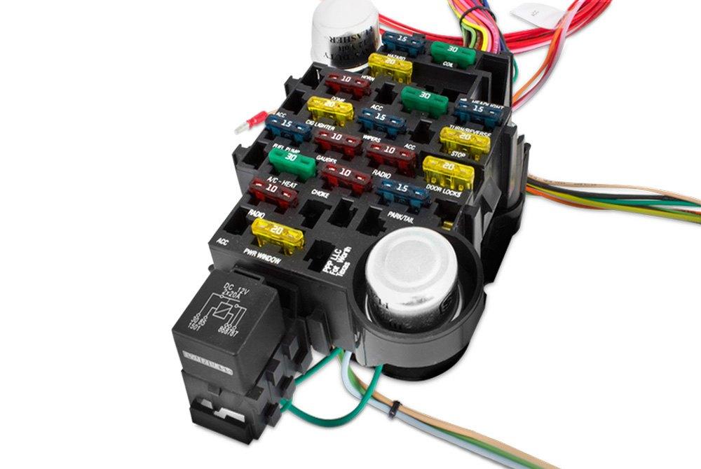 Amazing Painless Performance Wiring Harnesses Switches Kits Carid Com Wiring Cloud Icalpermsplehendilmohammedshrineorg