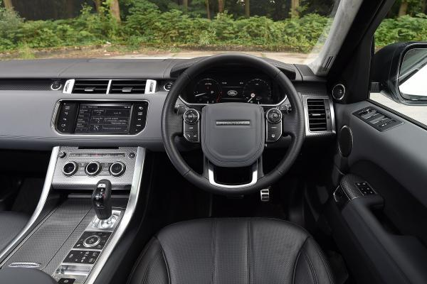 Astonishing Used Range Rover Sport Review Auto Express Wiring Cloud Waroletkolfr09Org