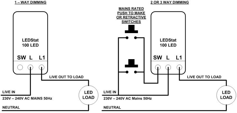 Ez 8325 Push On Dimmer Switch Wiring Diagram Wiring Diagram