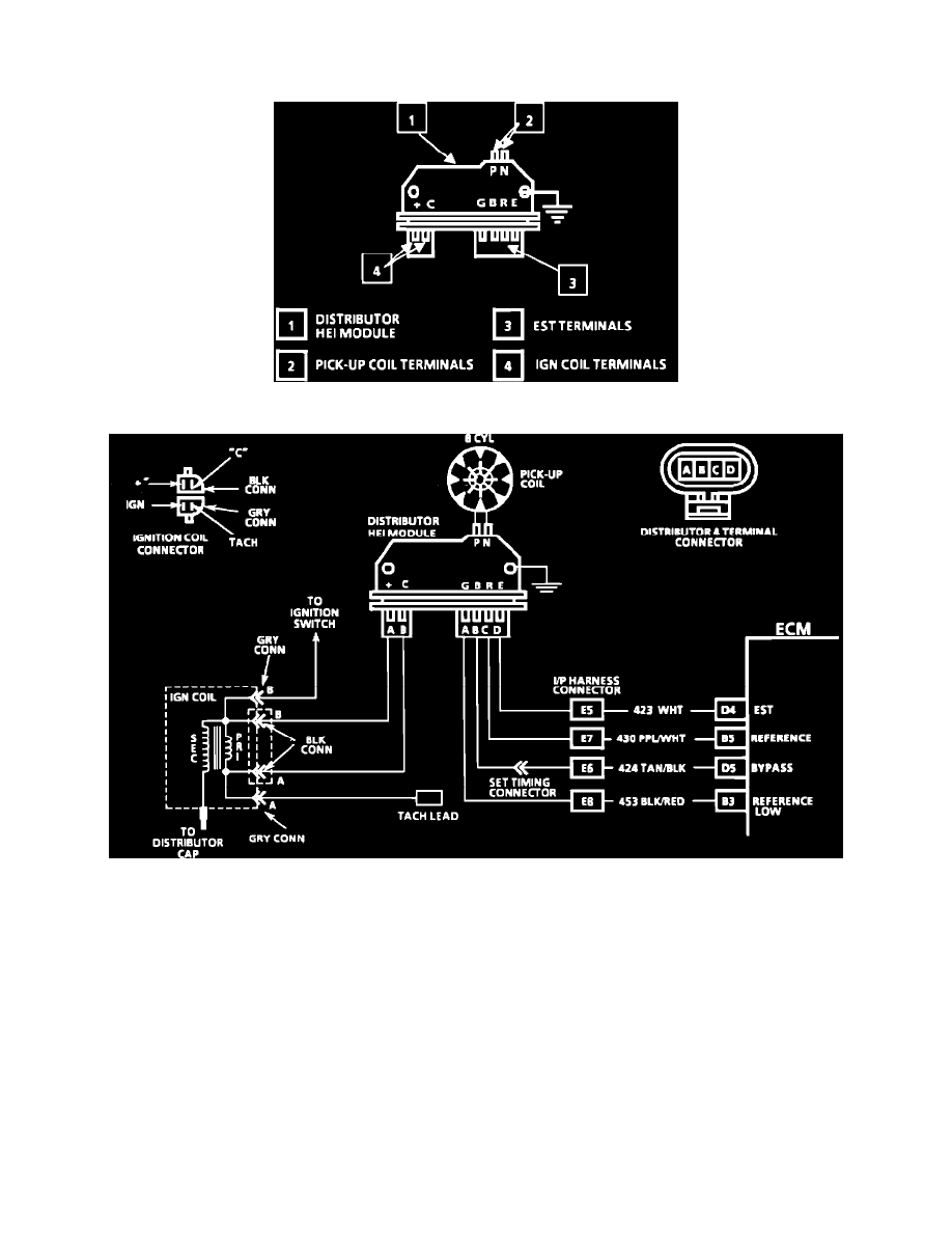 Br 5428  Pro Comp Ignition Box Wiring Diagram Schematic