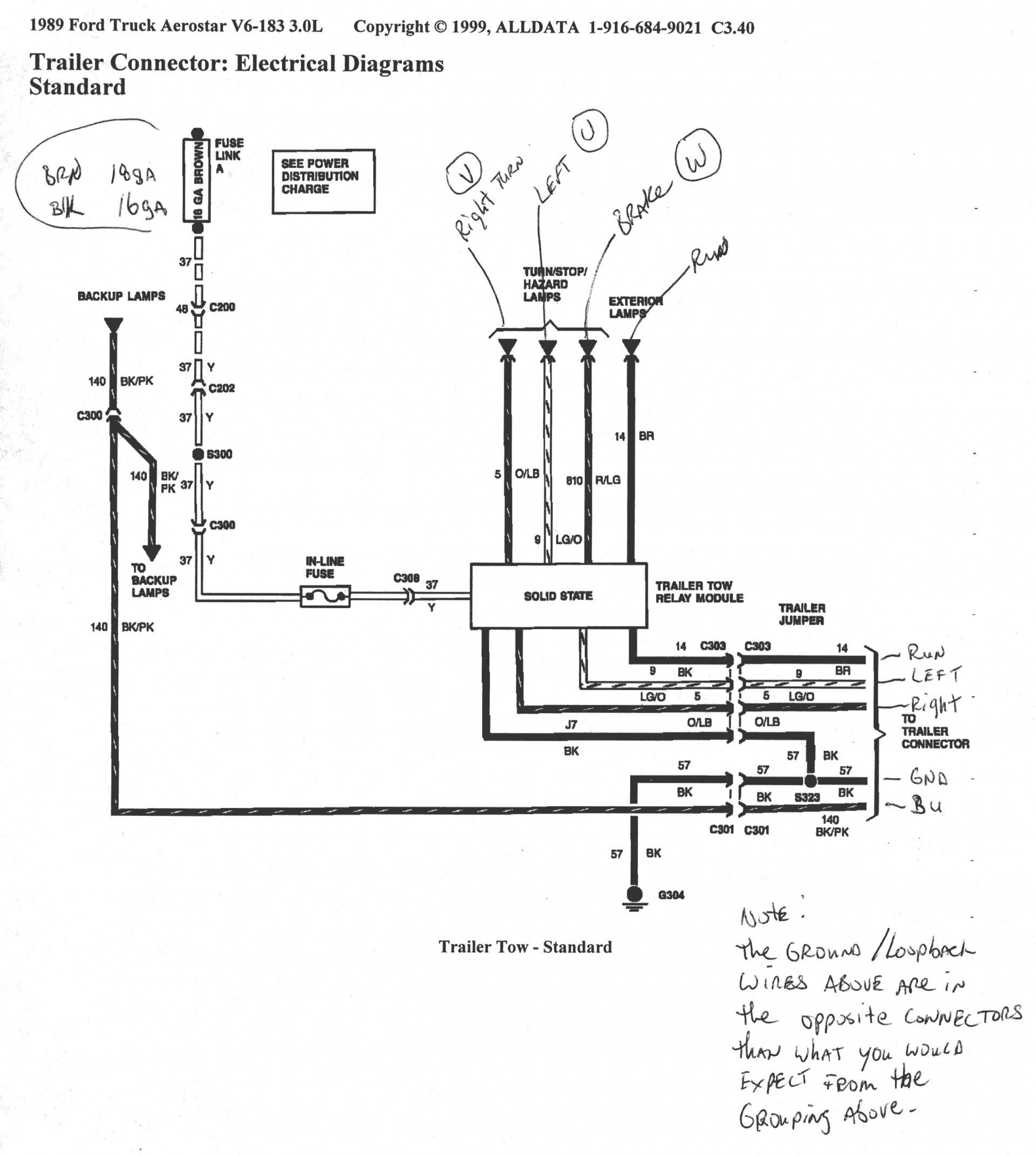 Piper Aerostar Wiring Diagram