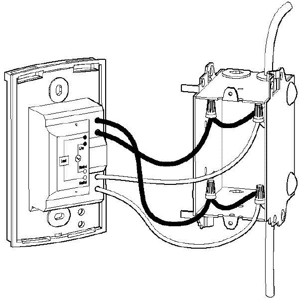 Vb 8844 Pole Line Voltage Thermostat