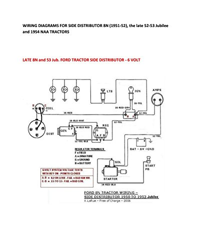 DT_4754] Naa Ford Tractor Electrical Wiring Diagram Free DiagramOmmit Egre Wigeg Mohammedshrine Librar Wiring 101