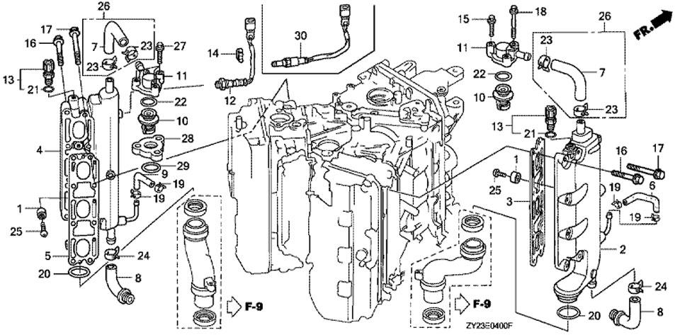 Marvelous Honda Bf225 Wiring Diagram Basic Electronics Wiring Diagram Wiring Cloud Lukepaidewilluminateatxorg
