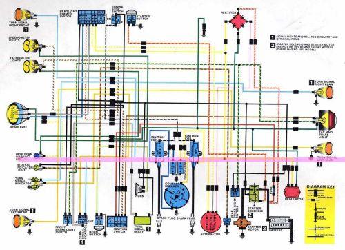 diagram wiring diagram 1972 honda cl70 full version hd