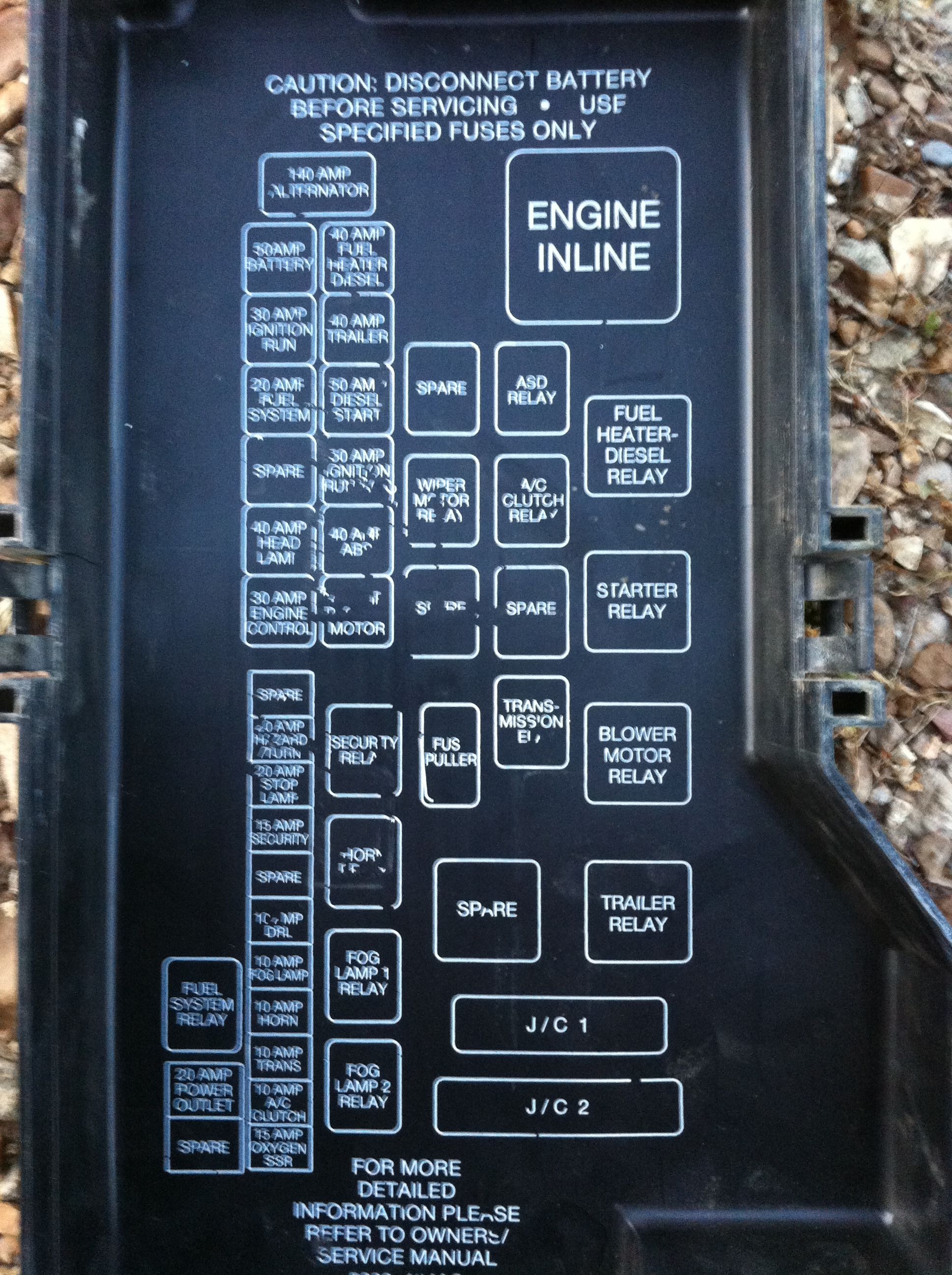2001 Dodge Dakota Headlight Wiring Diagram Database