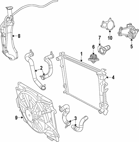 yn_4587] town and country parts diagram on chrysler town and ... 2010 chrysler town and country engine diagram dodge caravan cooling system diagram bios xempag awni jebrp mohammedshrine librar wiring 101