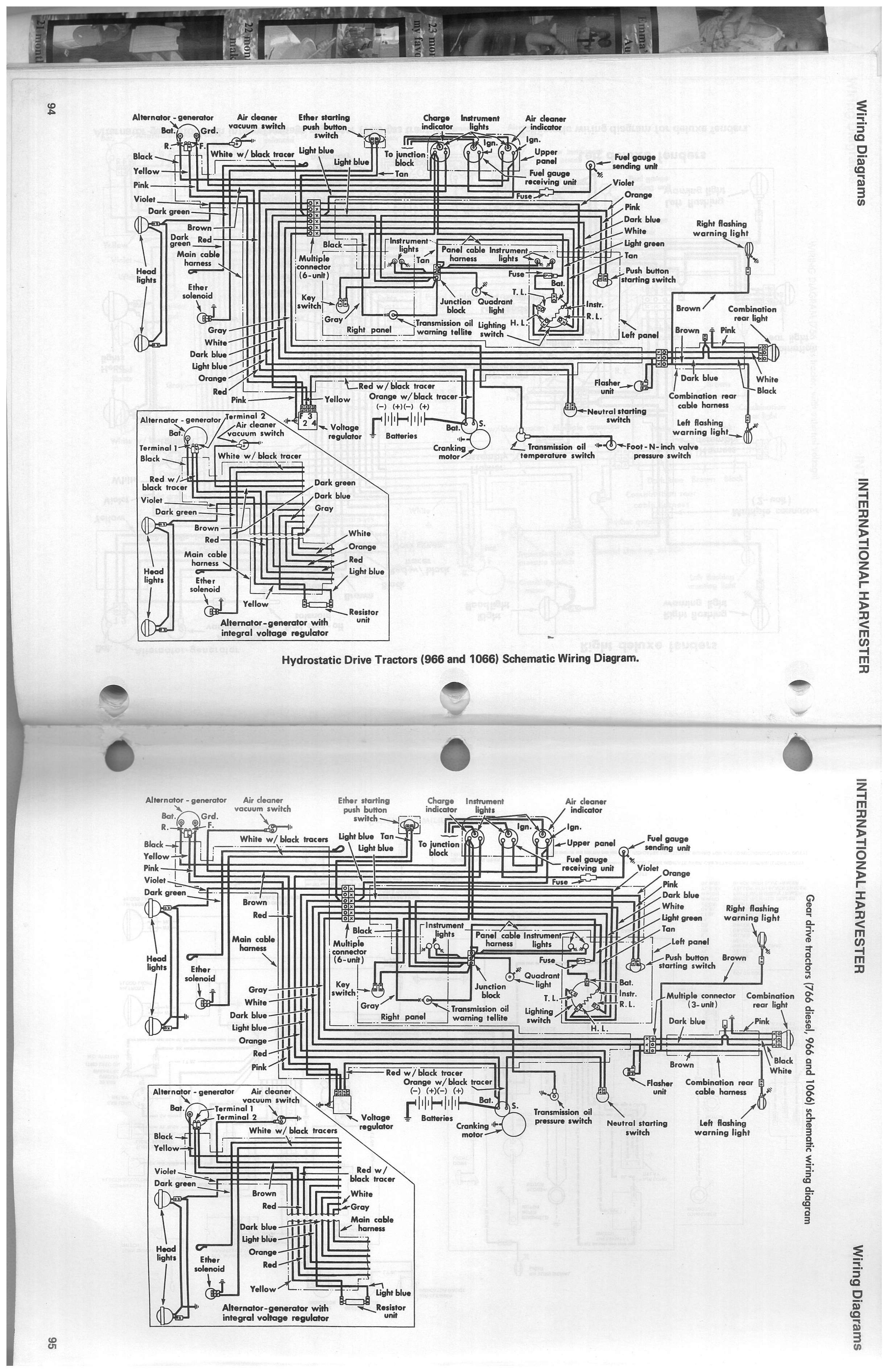 Case Ih Wiring Schematic   Diagram & Symbol Wiring wires bacon ...