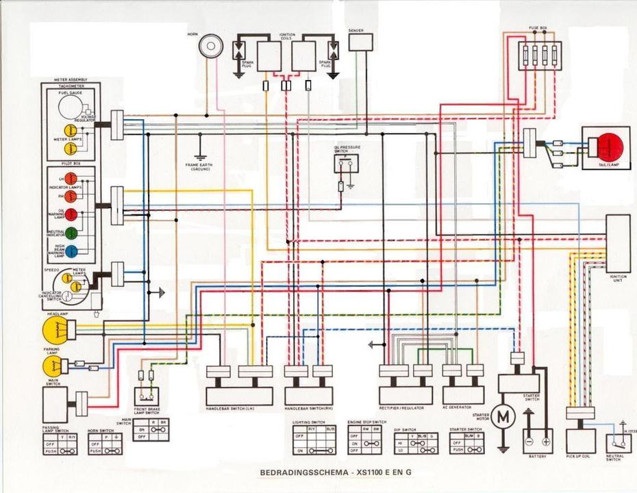 Yamaha Xs1100 Wiring Diagram - Wiring Diagram Replace brown-expect -  brown-expect.miramontiseo.it | 1979 Yamaha Xs1100 Wiring Diagram |  | brown-expect.miramontiseo.it