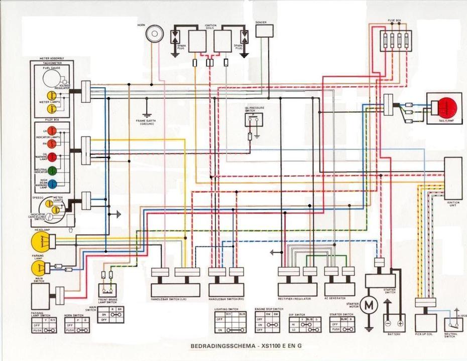 [DIAGRAM] 1982 Yamaha Qt50 Wiring Diagram FULL Version HD ...