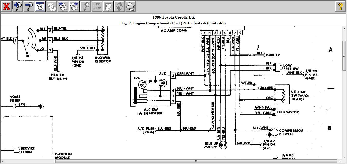 EW_6926] 1986 Toyota Mr2 Distributor Wiring Wiring DiagramErek Habi Inrebe Mohammedshrine Librar Wiring 101